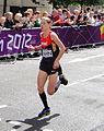 Susanne Hahn (Germany) - London 2012 Women's Marathon (cropped).jpg