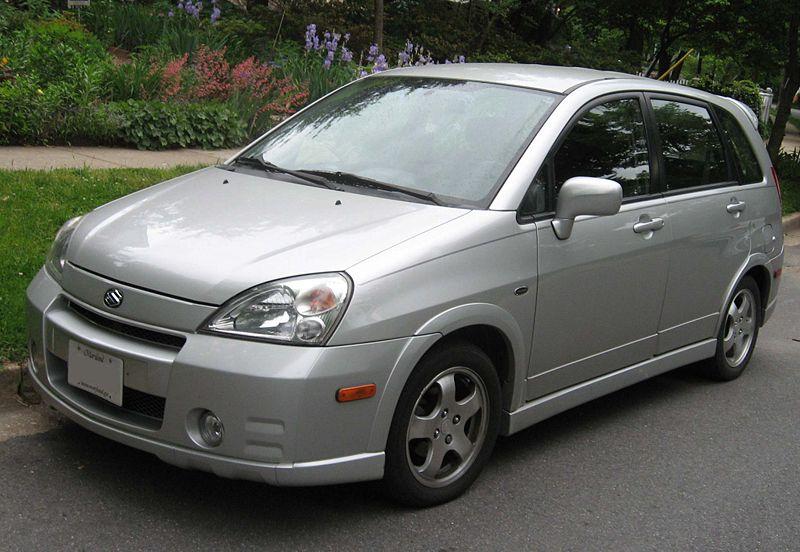 Suzuki Sx Hatchbac