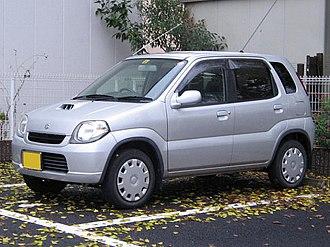 Suzuki Kei - Image: Suzuki kei front