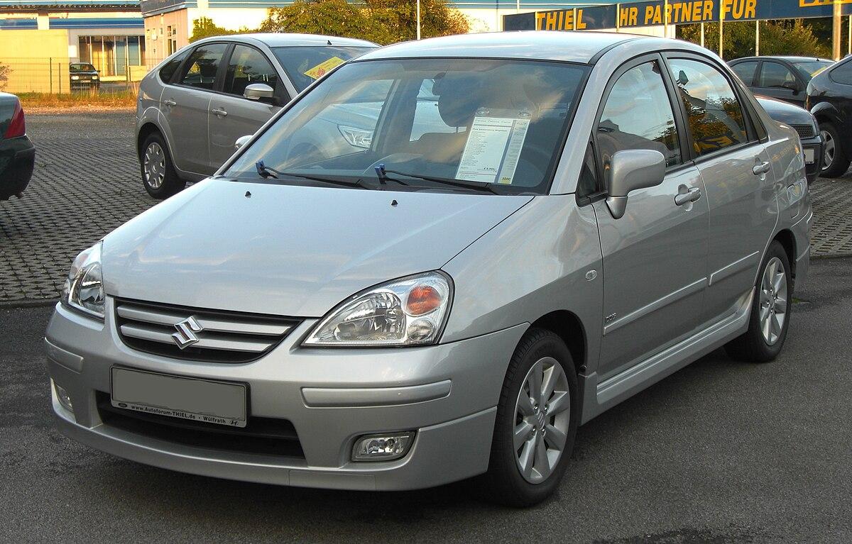 Suzuki Liana — Википедия