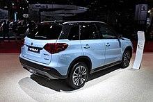Suzuki Vitara 2015 Wikipedia
