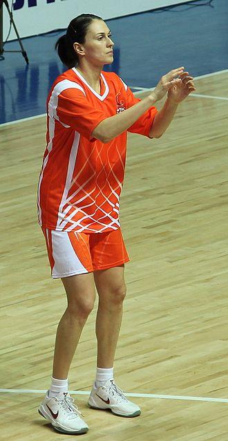 Svetlana Abrosimova - Abrosimova in 2012