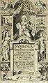 Symbola diuina and humana pontificvm, imperatorvm, regvm - accessit breuis and facilis isagoge Iac. Typotii - ex mvsaeo Octavii de Strada civis Romani - tomus primus(-tertius) (1601) (14560477100).jpg