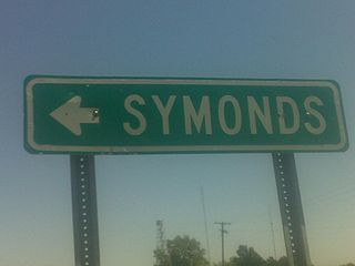 Symonds, Mississippi Unincorporated community in Mississippi, United States