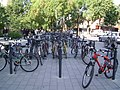 Szeged egyetemi kerékpártároló.JPG