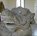 Tête de Dragon (musée Cham, Da Nang) (4394731305).jpg