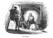 cordonnier de 1774 à aujourd'hui dans ARTISANAT FRANCAIS