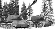 T44-122 and T-44-85