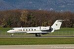 TU-VAD Gulfstream G-V (G450) GLF4 - Government Cote D'Ivorie (22804961819).jpg