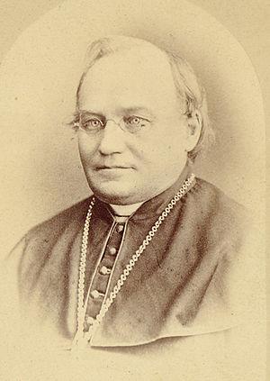Université de Saint-Boniface - Msgr. Alexandre-Antonin Taché (President 1854-1860)