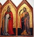 Taddeo gaddi, madonna col bambino e quattro santi, 1330-40 ca., da s. jacopo a voltiggiano 05.JPG