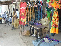 Chad-Music-Tailor in Chad