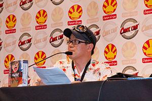 Takami Akai - Image: Takami Akai 20090704 Japan Expo 01