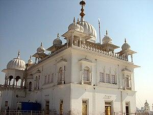 Panj Takht - Takht Sri Keshgarh Sahib