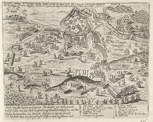Taking of Jülich (1622)