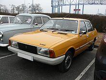 Simca Chrysler 1307 1308 1309 Wikip 233 Dia