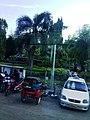 Taman di pojok seberang Terminal Bus Tirtonadi, Surakarta - panoramio.jpg