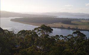 Kanamaluka / Tamar River - Image: Tamar river