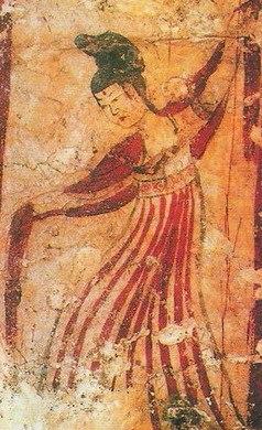 Tang dancer