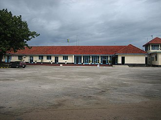 Domestic airport - Tanga Airport in Tanzania