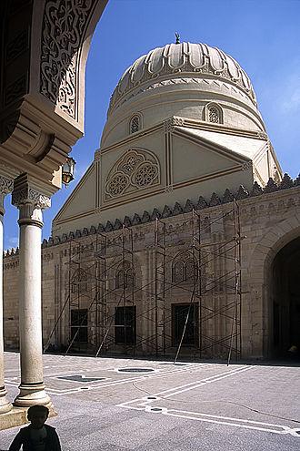 Tanta - Image: Tanta Badawi Court