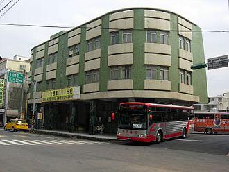 Xinwu District, Taoyuan - Xinwu Bus Station