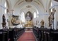 Tautendorf - Kirche, innen.JPG
