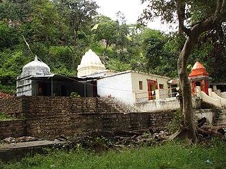 Taxakeshwar - Taxakeshwar temple