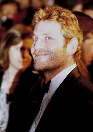 Tchéky Karyo - Karyo at the 17th César Awards, 1992