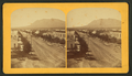 Tejon Street, Colorado Springs, Colorado, looking south, with Cheyenne Mountain in the distance, by Gurnsey, B. H. (Byron H.), 1833-1880 3.png