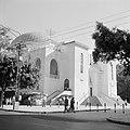 Tel Aviv. De hoofdsynagoge aan de Allenby Road, Bestanddeelnr 255-1805.jpg