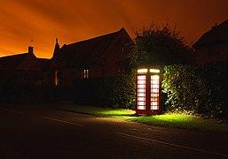 Telephone Call Box, Limington (geograph 3597274).jpg