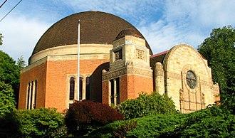 Congregation Beth Israel (Portland, Oregon) - Image: Temple Beth Israel Portland Oregon