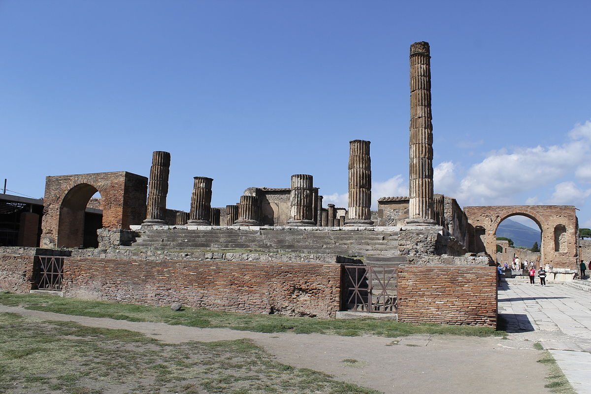 Pompeii - Archaeological Area.: Hours, Address, Pompeii - Archaeological Area. Reviews: 5/5
