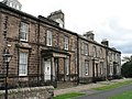Terraced Houses, the Town Wall, Berwick-upon-Tweed. - geograph.org.uk - 1475391.jpg