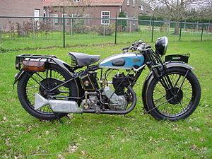 Terrot - 1930 Terrot HST