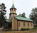 Tervon ortodoksinen rukoushuone - Pyhän profeetta Elian rukoushuone - Kirkkotie 9 - Tervon kk - Tervo.jpg