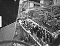 Tewaterlating vrachtschip Artemis door mevrouw dAilly, Bestanddeelnr 906-1560.jpg