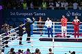 Teymur Mammadov at the awarding ceremony of the 2015 European Games 3.JPG