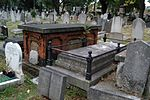 Thackeray -grave Kensal Green Cemetery-16Aug2006.jpg