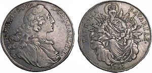 Maximilian III Joseph, Elector of Bavaria - Maximilian III Joseph, 1761