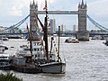 Thames barge parade - Will 6810.JPG