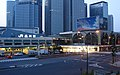 The-takanawa-exit-of-Shinagawa-station 2006.jpg