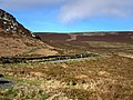 The A36 climbing the slopes of Burroo Meanagh - geograph.org.uk - 772557.jpg