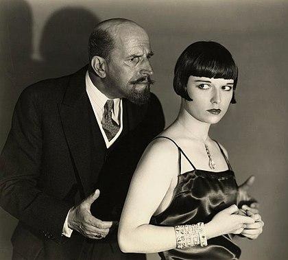 Брукс и Густав фон Зайффертиц в The Canary Murder Case (1929)