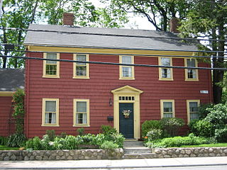 Capron House (Attleboro, Massachusetts)