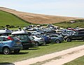 The Car Park at Bantham - geograph.org.uk - 1435296.jpg