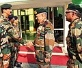 The Chief of Army Staff, General Bipin Rawat visiting Jammu & Kashmir on a three-day tour, on January 05, 2017.jpg