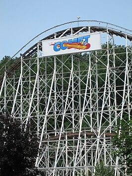 The great escape attractiepark wikipedia
