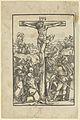 The Crucifixion, from Speculum passionis domini nostri Ihesu Christi MET DP848946.jpg